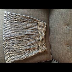 Gorgeous Anthropologie mini skirt